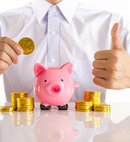 新しい資金調達方法イメージ
